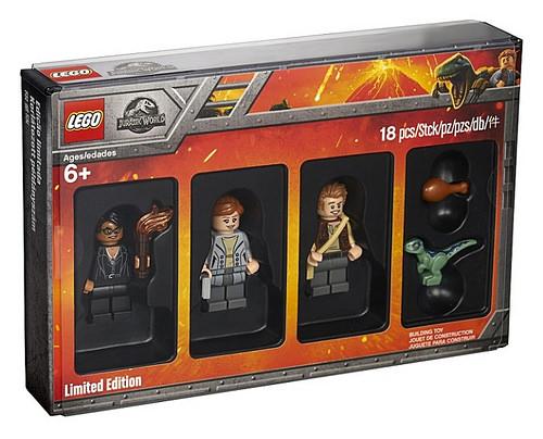 LEGO 5005255 Jurassic World Minifigures 2