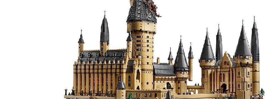 Inside Lego Harry Potter 71043 Hogwarts Castle Exclusive