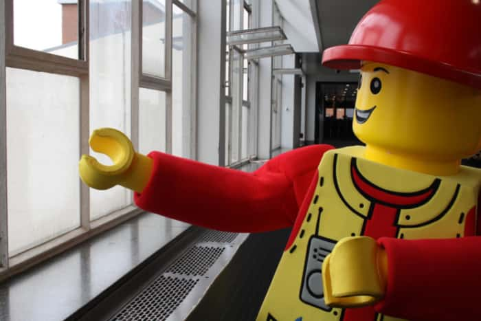 LEGO Bertie Chiltern 1