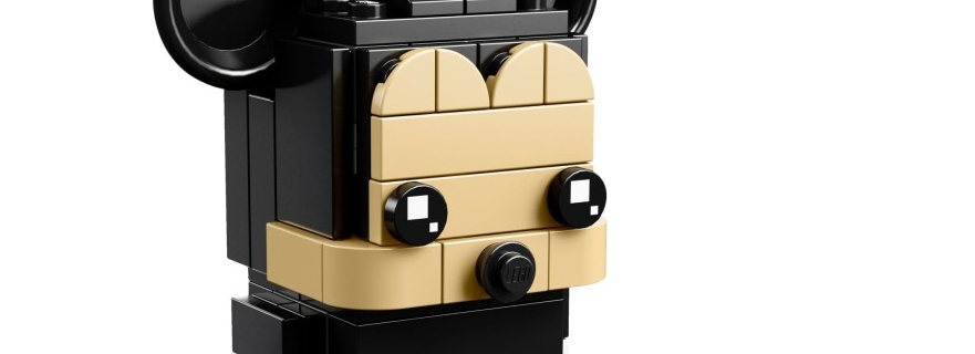 LEGO BrickHeadz 41624 Mickey Mouse Featured