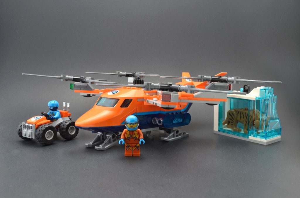 LEGO City 60193 Arctic Air Transport 3 1024x678
