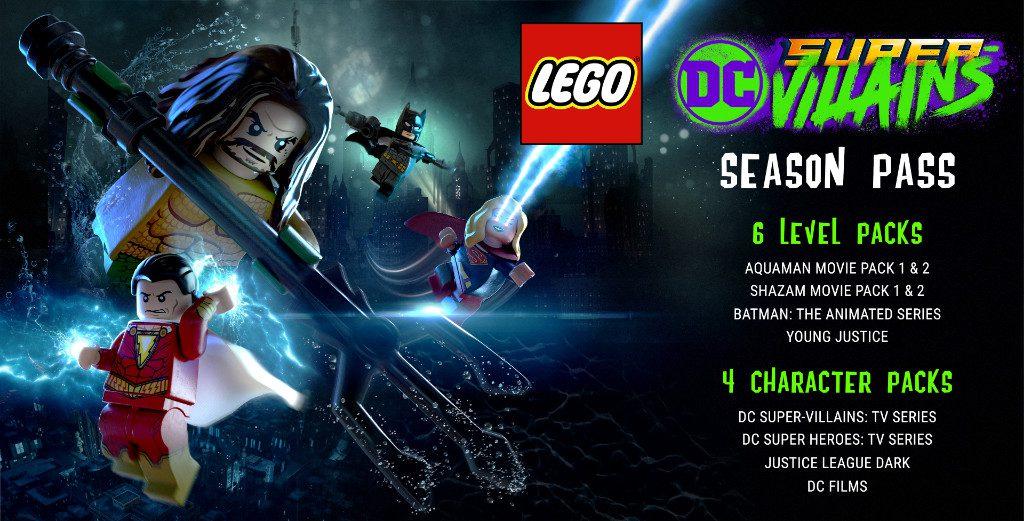 LEGO DC Super Villains Season Pass 2 1024x521