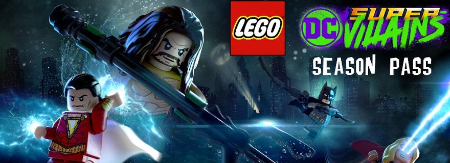 LEGO DC Super Villains Season Pass 3