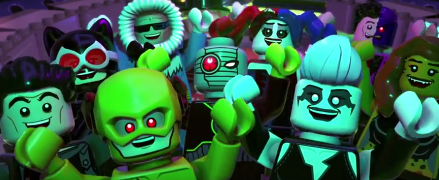 LEGO DC Super Villains Video Game Story Featured