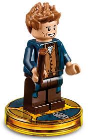LEGO Fantastic Beasts Newt Scamander