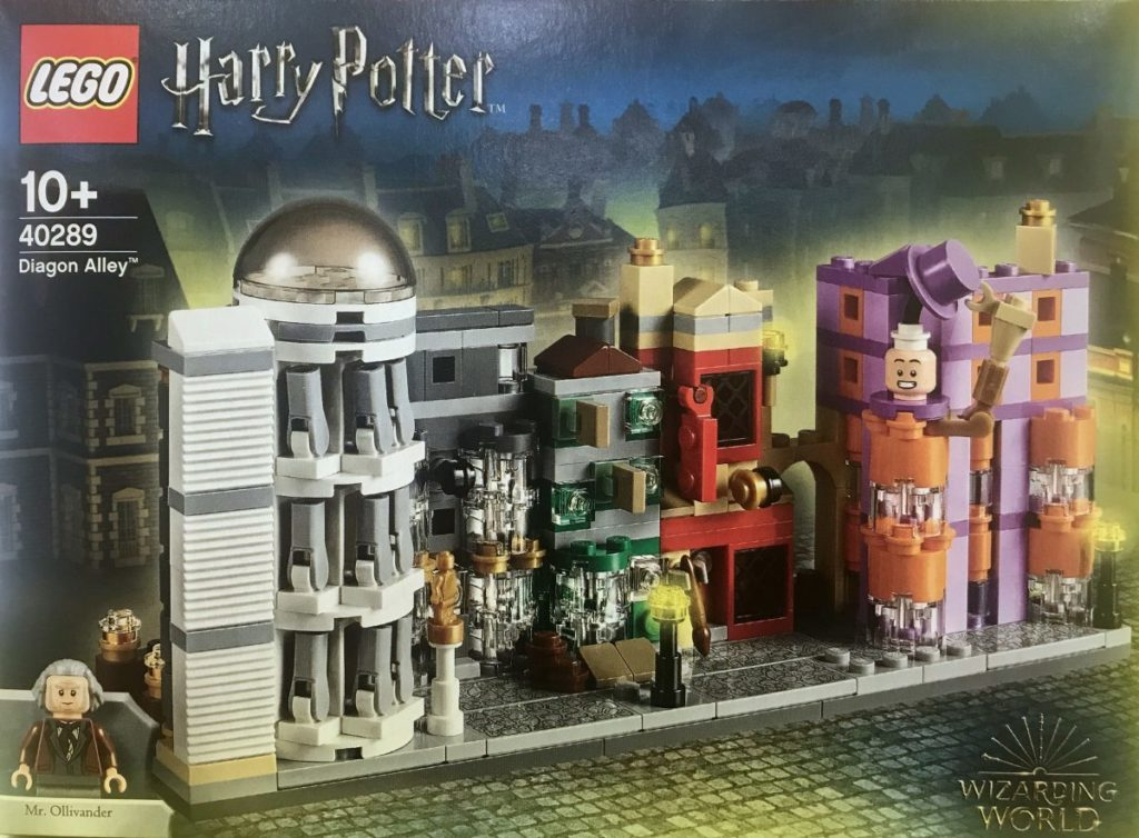 LEGO Harry Potter 40289 Diagon Alley 4