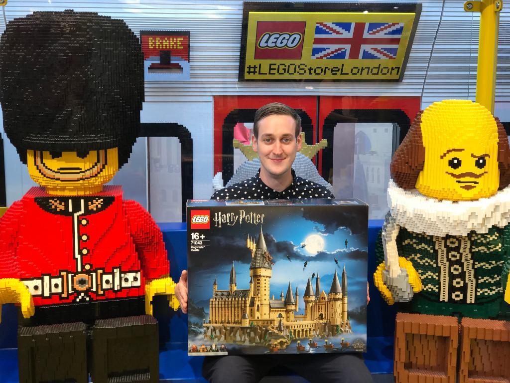 LEGO Hogwarts Launch Event 6
