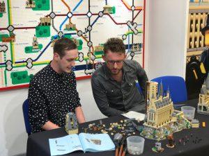 LEGO Hogwarts Launch Event 8 300x225