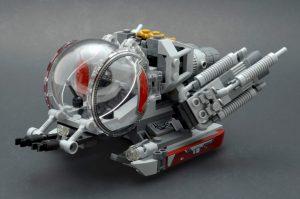 LEGO Marvel Super Heroes 76109 Quantum Realm Explorers 4 300x199