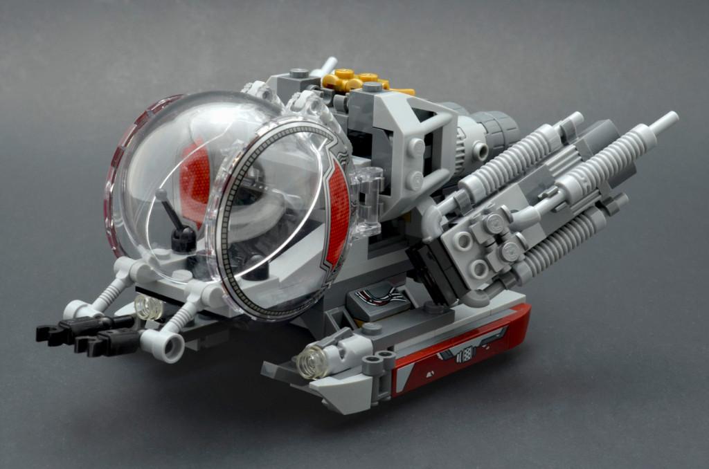 LEGO Marvel Super Heroes 76109 Quantum Realm Explorers 4