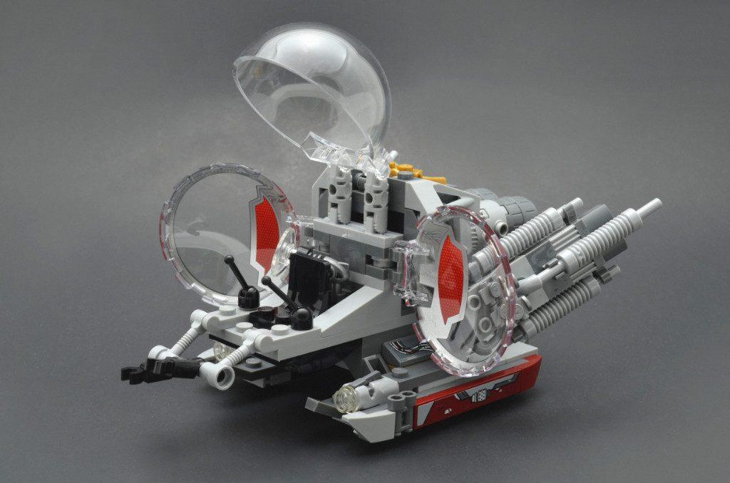 LEGO Marvel Super Heroes 76109 Quantum Realm Explorers 5 1024x678
