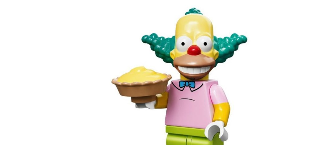 LEGO Simpsons Krusty featured
