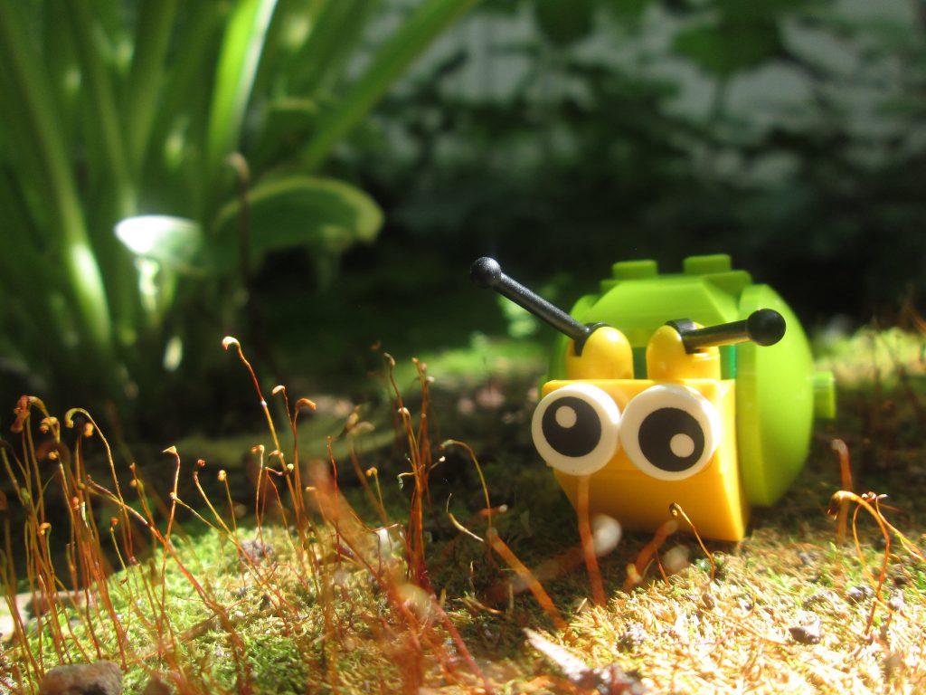 LEGO Snail