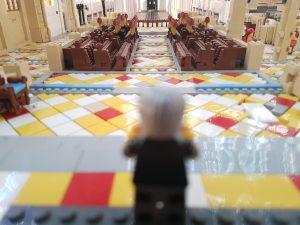 LEGO St Edmundsbury LEGO Cathedral Project 1 300x225