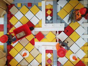LEGO St Edmundsbury LEGO Cathedral Project 2 300x225