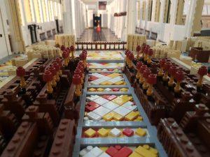LEGO St Edmundsbury LEGO Cathedral Project 3 300x225
