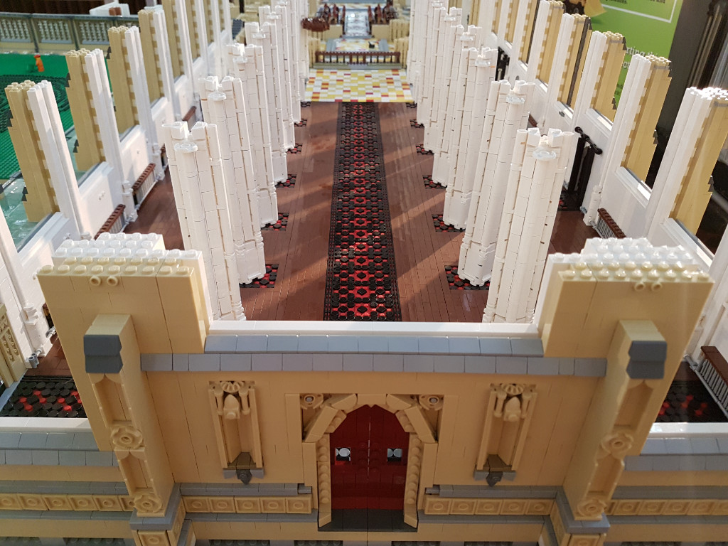 LEGO St Edmundsbury LEGO Cathedral Project 6