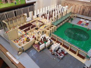 LEGO St Edmundsbury LEGO Cathedral Project 9 300x225
