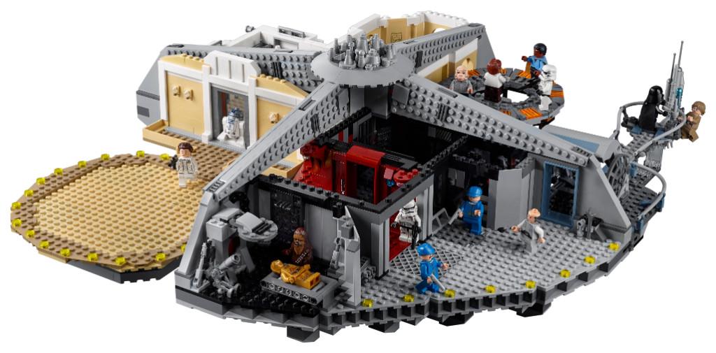 LEGO Star Wars 75222 Betrayal At Cloud City 26