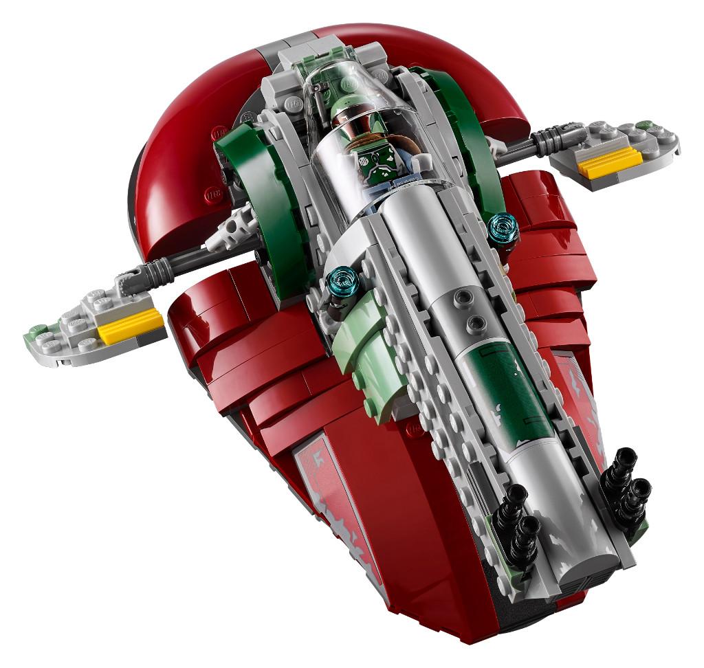 LEGO Star Wars 75222 Betrayal At Cloud City 27