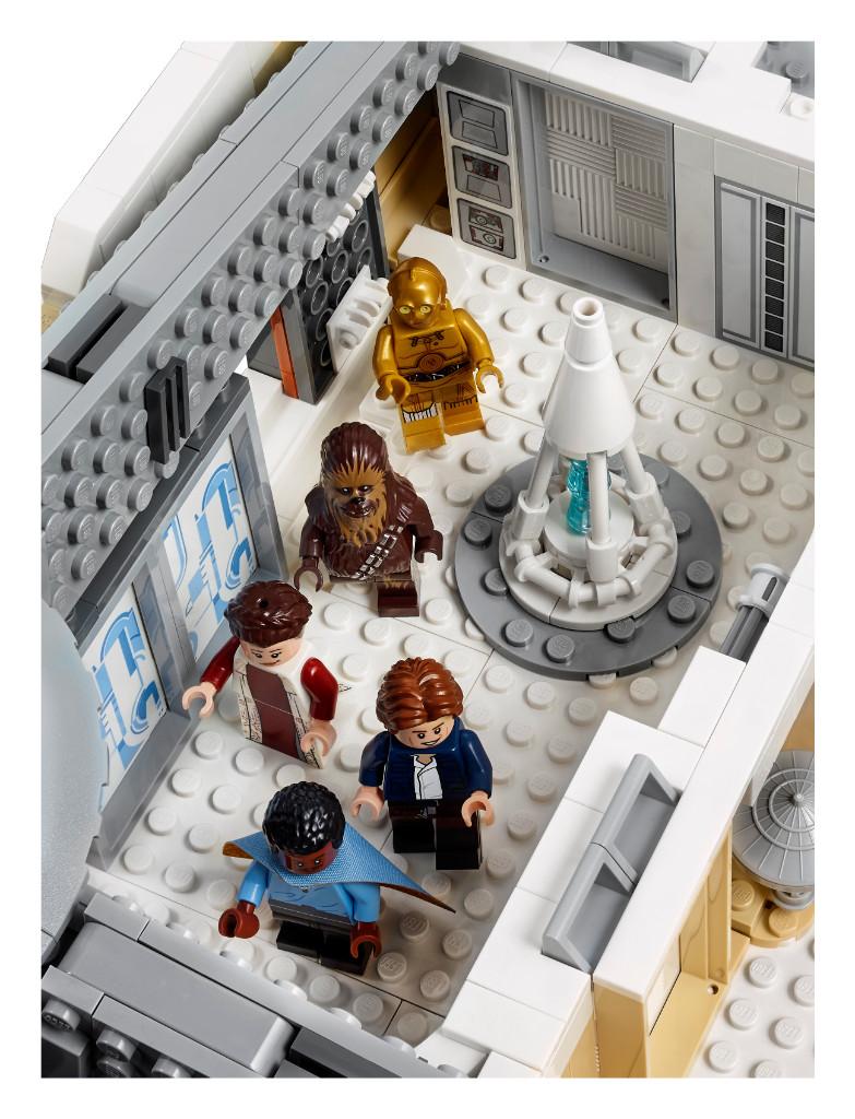 LEGO Star Wars 75222 Betrayal At Cloud City 30