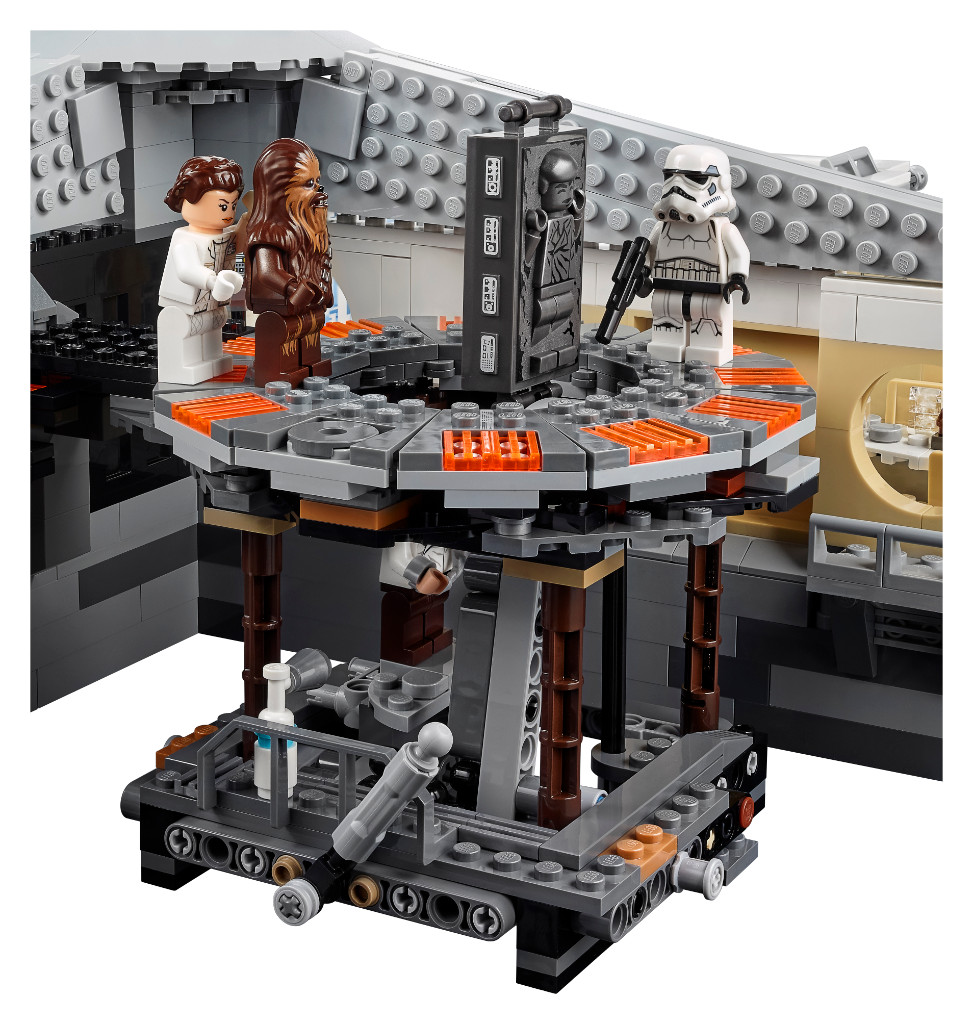 LEGO Star Wars 75222 Betrayal At Cloud City 31