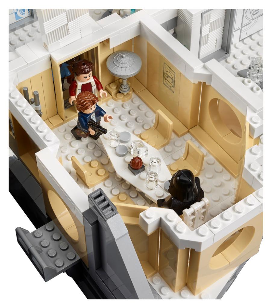 LEGO Star Wars 75222 Betrayal At Cloud City 32