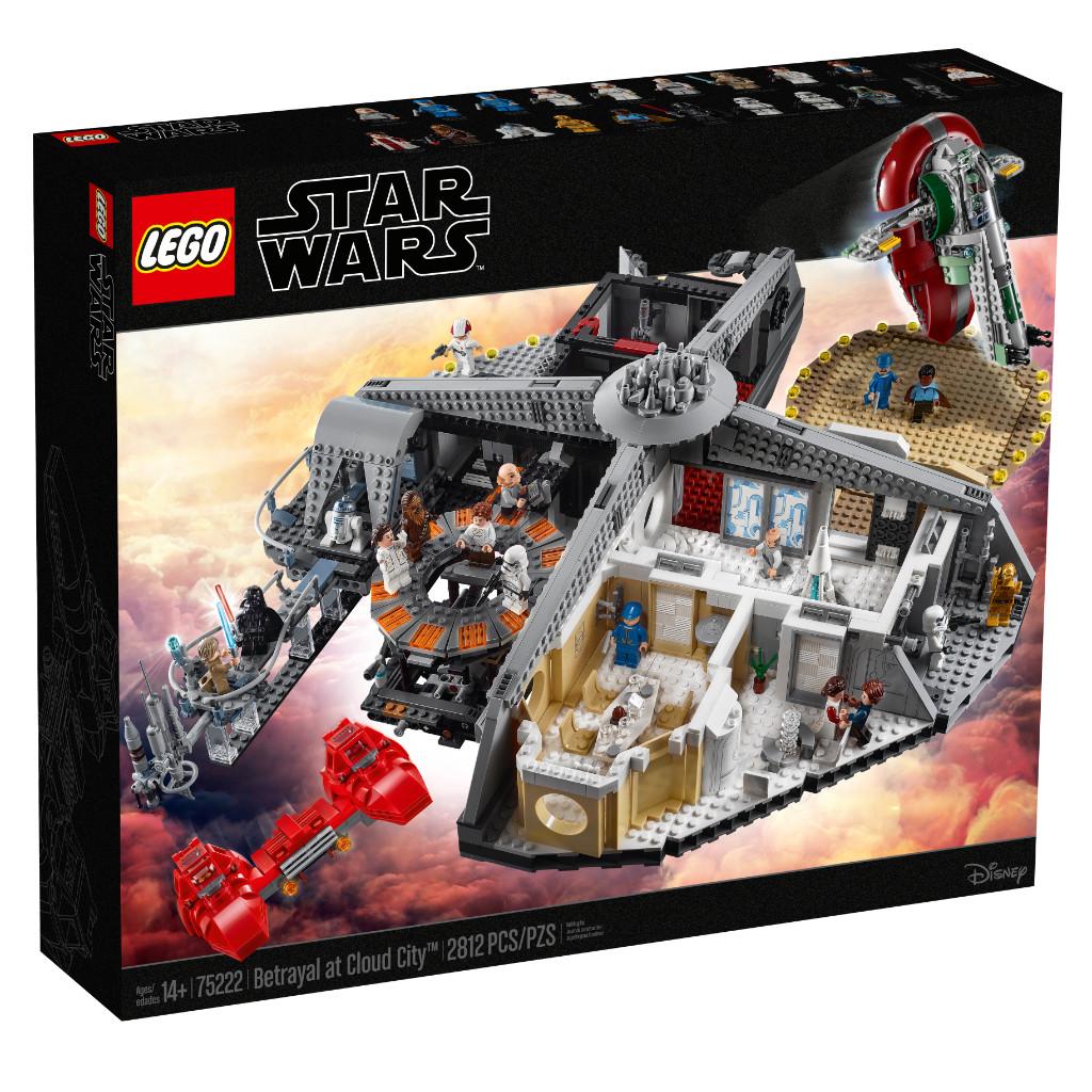 LEGO Star Wars 75222 Betrayal At Cloud City 33