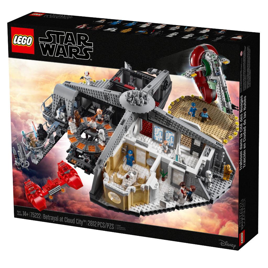 LEGO Star Wars 75222 Betrayal At Cloud City 34