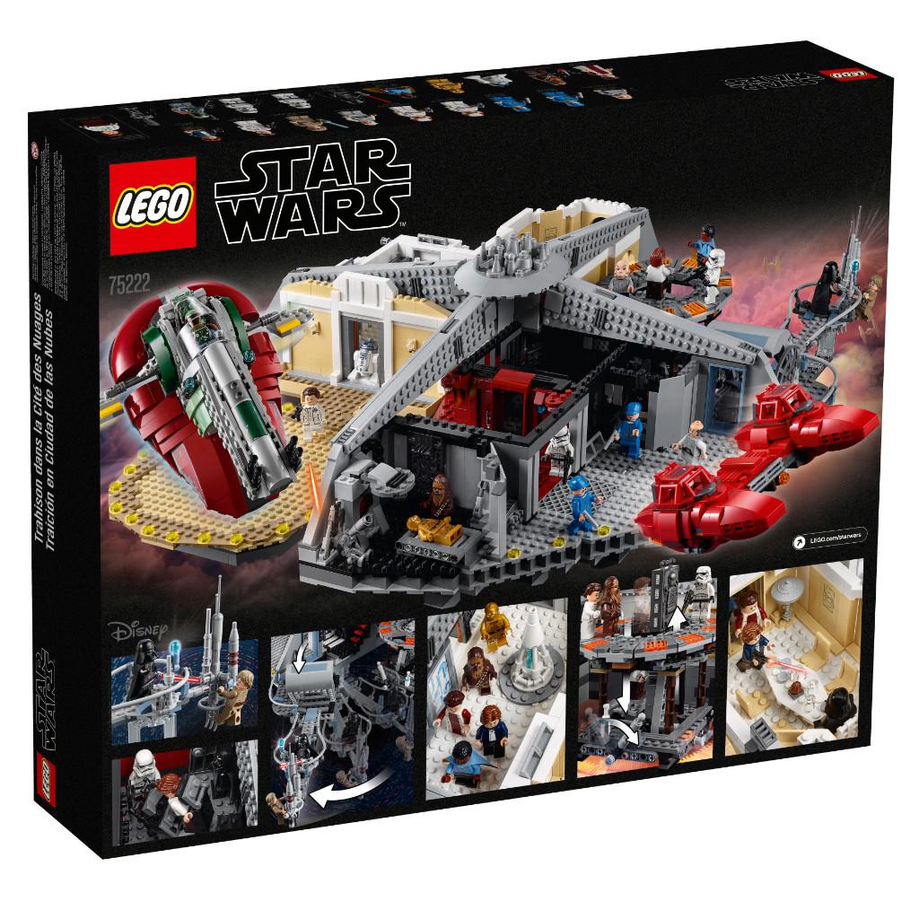 LEGO Star Wars 75222 Betrayal At Cloud City 37