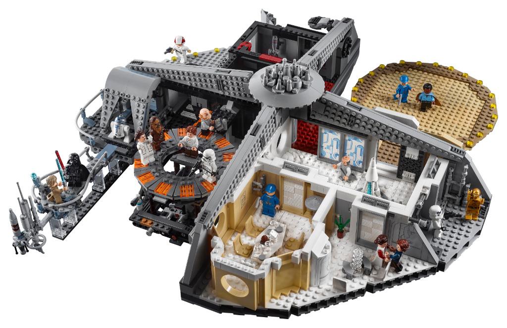 LEGO Star Wars 75222 Betrayal At Cloud City 38