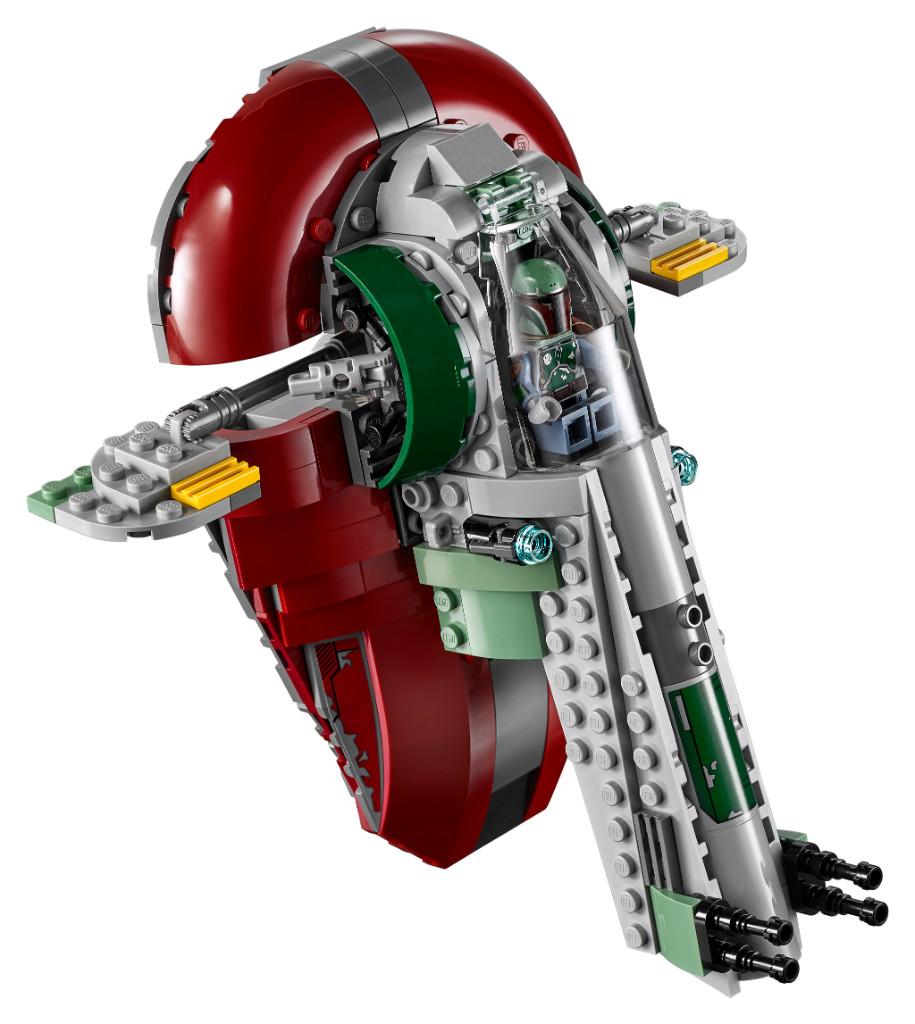 LEGO Star Wars 75222 Betrayal At Cloud City 39