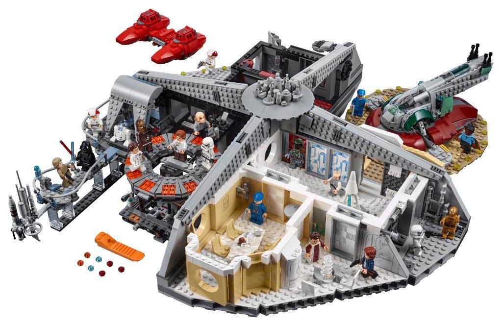 LEGO Star Wars 75222 Betrayal at Cloud City 41