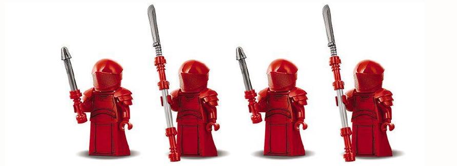 LEGO Star Wars Praetorian Guards Featured