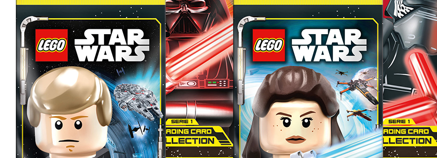 LEGO Star Wars Trading Cards Featured 1