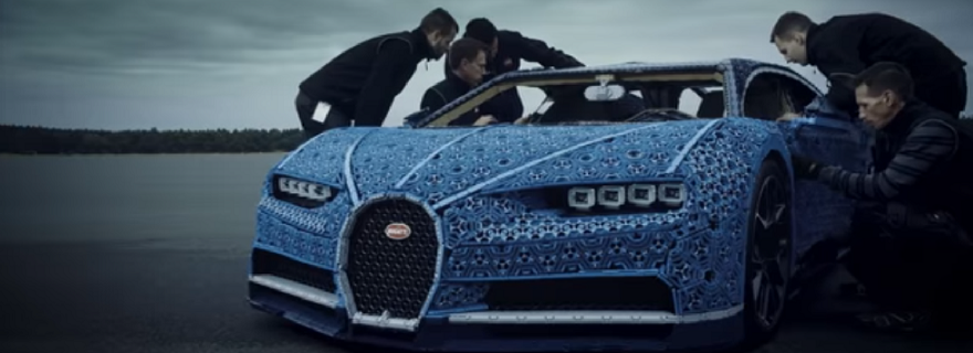 LEGO Technic Bugatti Chiron Full Size Featured