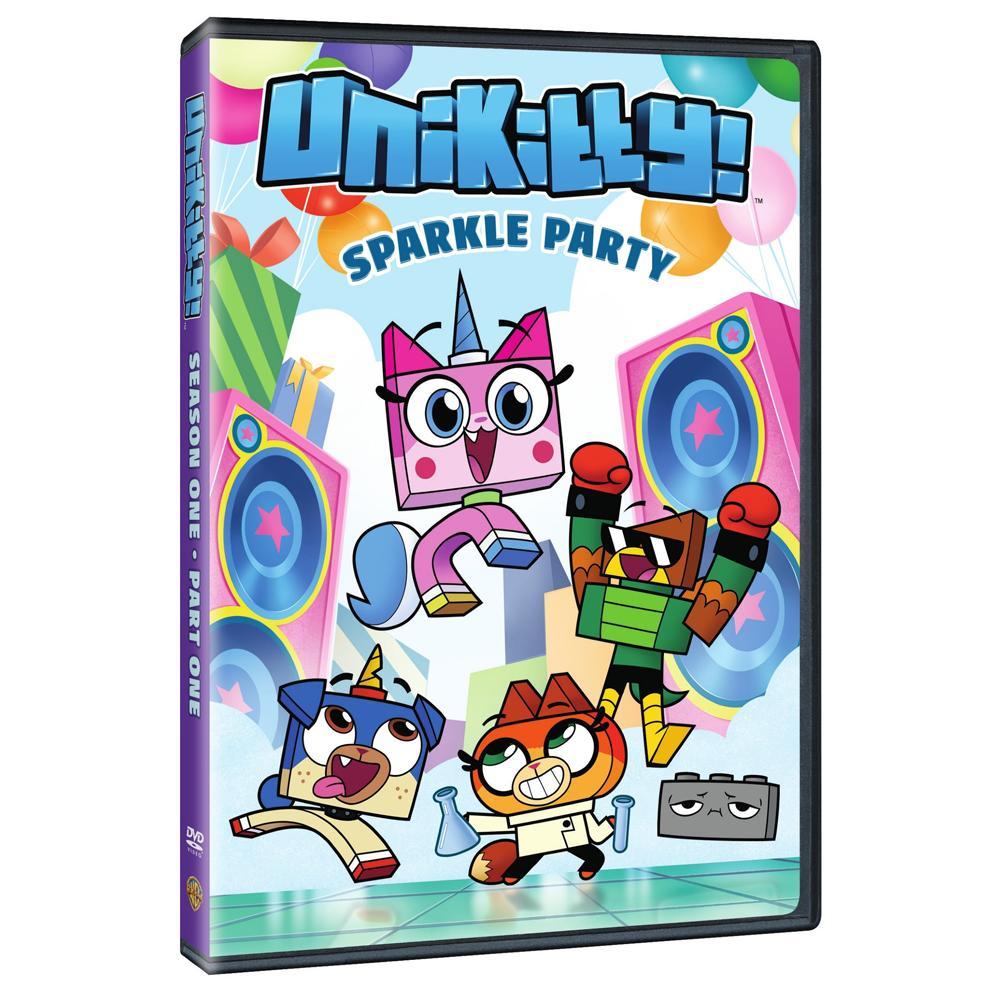 LEGO Unikitty Sparkle Time DVD 3