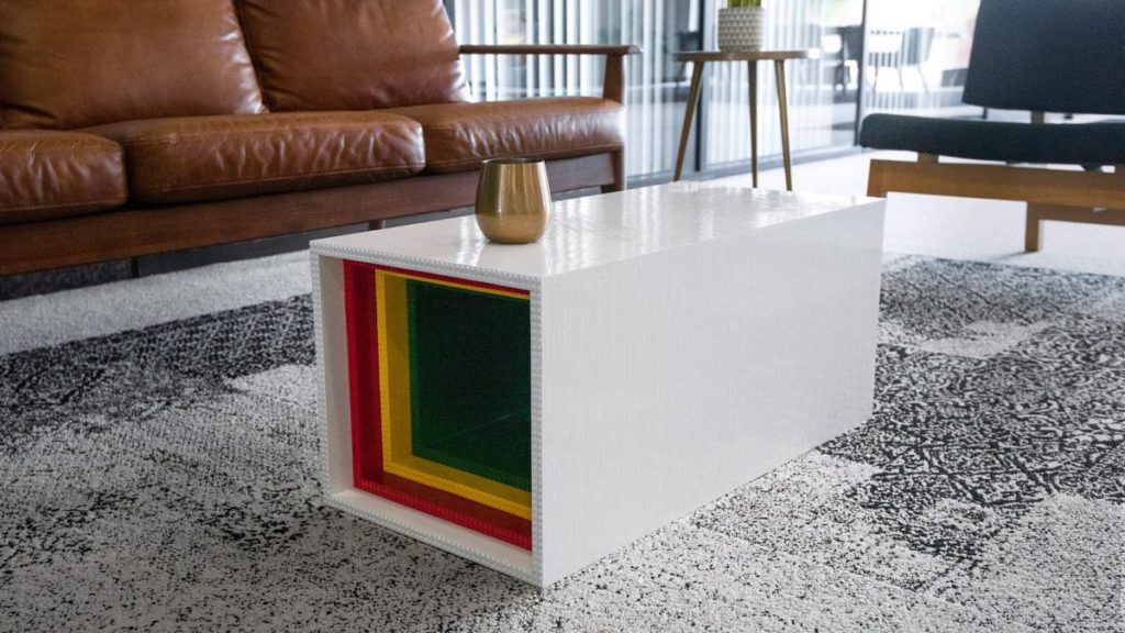LEGO Coffee Table5
