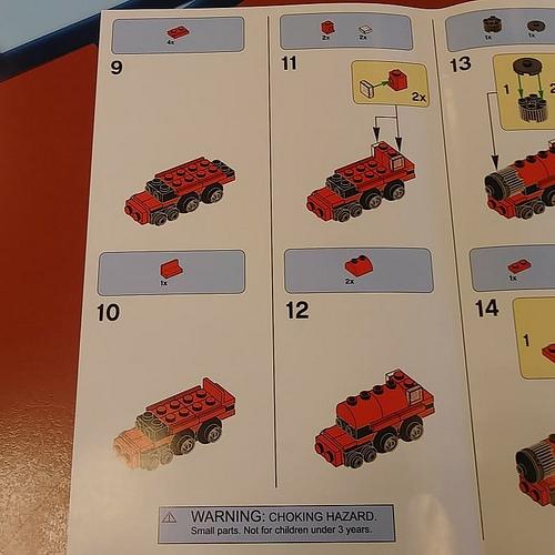 LEGO Hogwarts Express 3