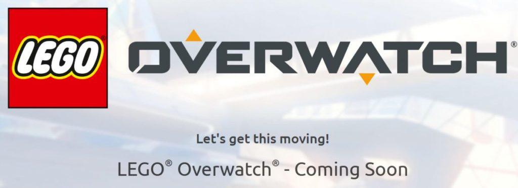 LEGO Overwatch Featured