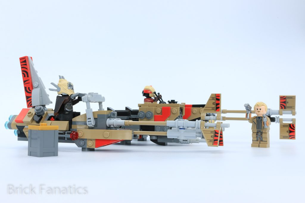 LEGO Star Wars 75215 Cloud Rider Swoop Bikes 1 1024x683