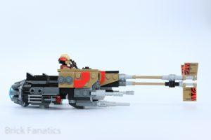 LEGO Star Wars 75215 Cloud Rider Swoop Bikes 3 300x200