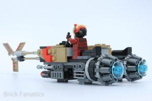 LEGO Star Wars 75215 Cloud Rider Swoop Bikes 5 300x200