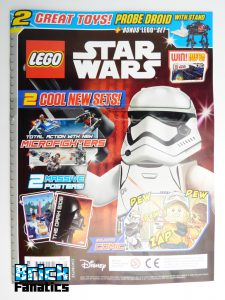 LEGO Star Wars Magazine Issue 38 10 225x300