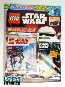 LEGO Star Wars Magazine Issue 38 2 225x300