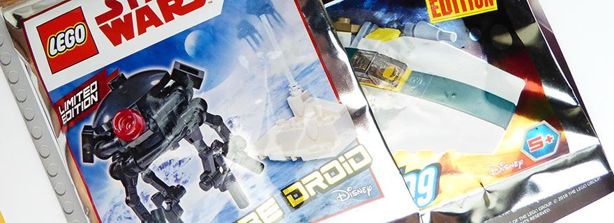 LEGO Star Wars Magazine Issue 38 Featured