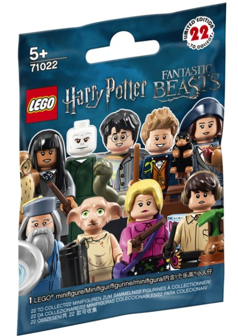 LEGO Harry Potter 71022 Minifigures