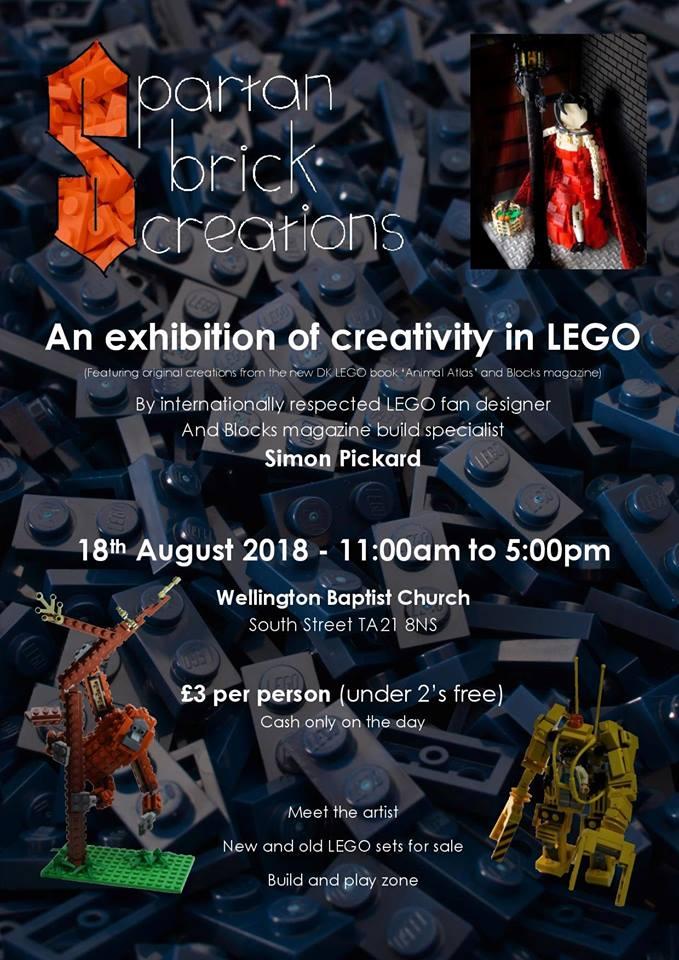 Simon Pickard Event