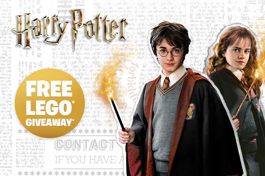 Smyths Toys to offer LEGO Harry Potter giveaway