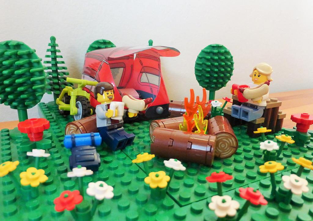 Brick Pic Camping